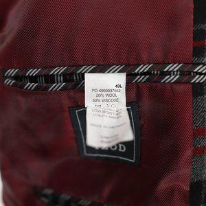 Izod Suits & Blazers - Izod 2-Button Wool Blend Blazer Sport Coat 40L